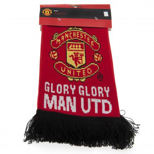 Manchester United FC - Glory Glory Scarf