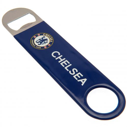 Chelsea Stainless Steel Bar Blade Bottle Opener Magnet