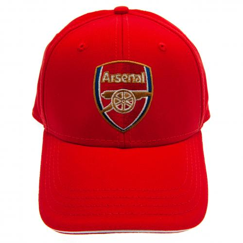 Arsenal FC Red Supercore Crest Cap