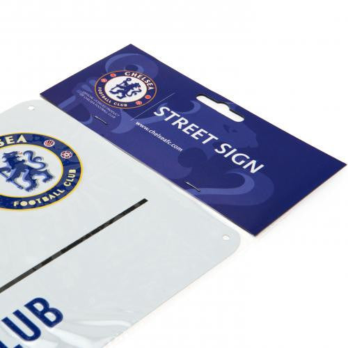 Chelsea FC  - Stamford Bridge Street Sign