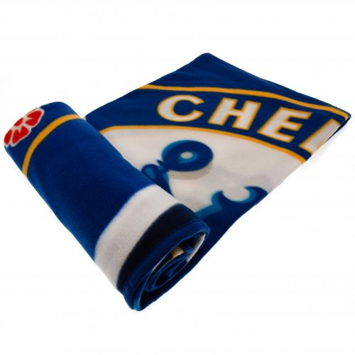 Chelsea FC Fleece Blanket