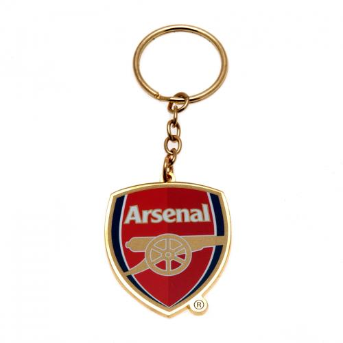 Arsenal FC - Club Crest Key Chain