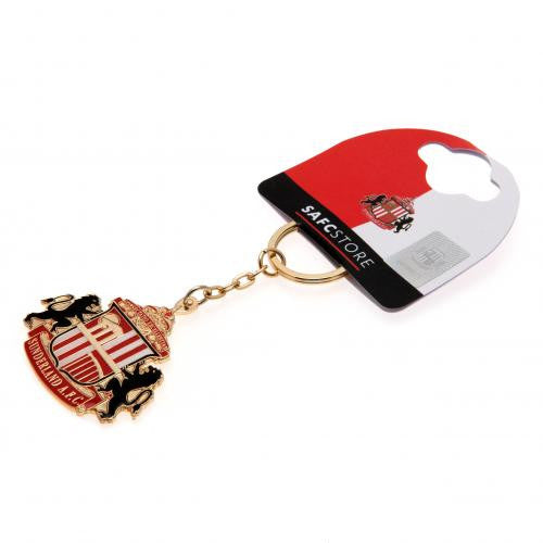 Sunderland AFC - Club Crest Key Chain