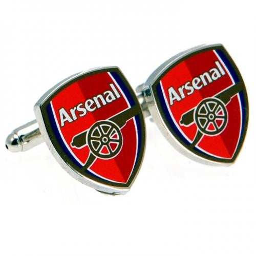 Arsenal FC - Club Crest Cufflinks