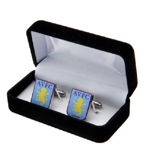 Aston Villa FC - Club Crest Cufflinks
