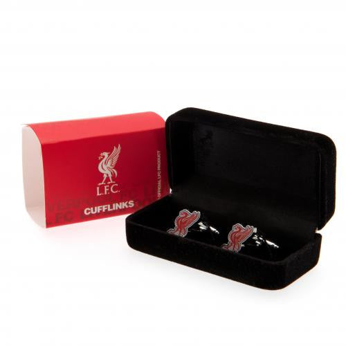 Liverpool FC - Club Crest Cufflinks