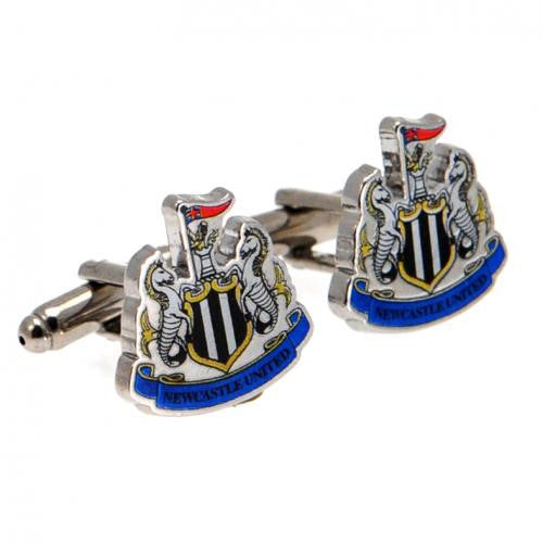 Newcastle United FC - Club Crest Cufflinks