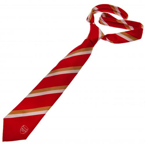 Arsenal FC Red Stripe Tie