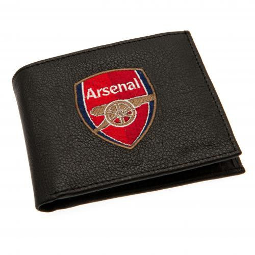 Arsenal FC PU Leather Crest Wallet