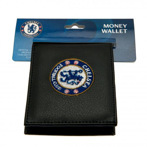 Chelsea FC - PU Leather Crest Wallet