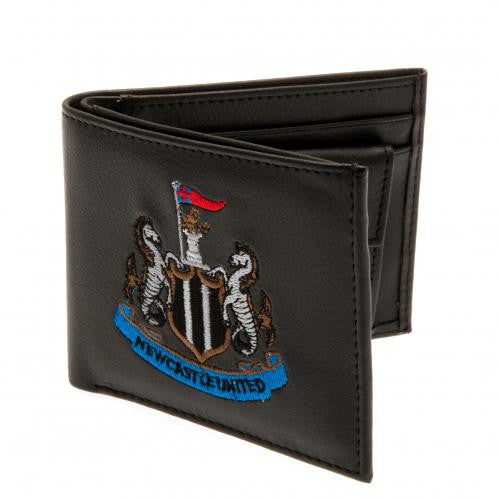 Newcastle United FC - PU Leather Crest Wallet