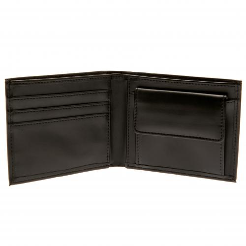 Everton FC - Debossed Crest Leather Wallet