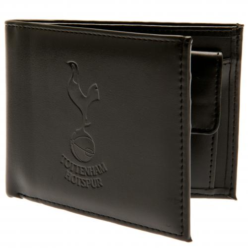 Tottenham Hotspur FC - Debossed Crest Leather Wallet