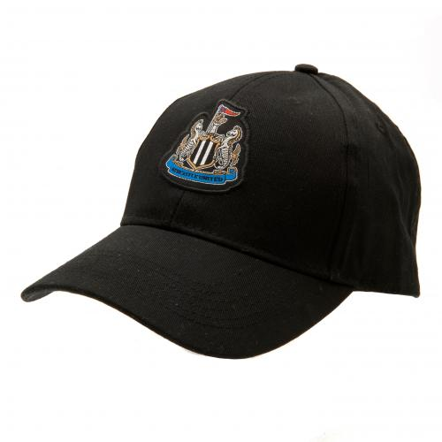 Newcastle United FC  - Black Crest Cap