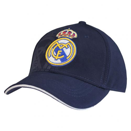 Real Madrid Navy Cap
