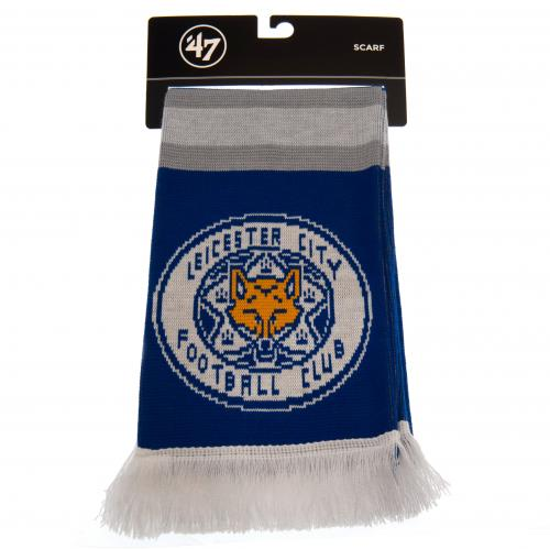 Leicester City FC Crest Scarf