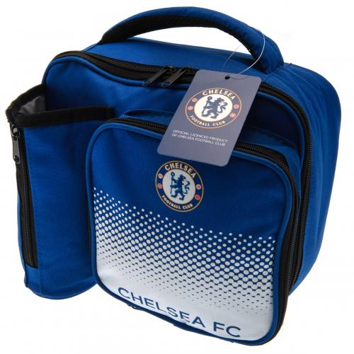 Chelsea FC Insulated Lunch Bag and Bottle Holder