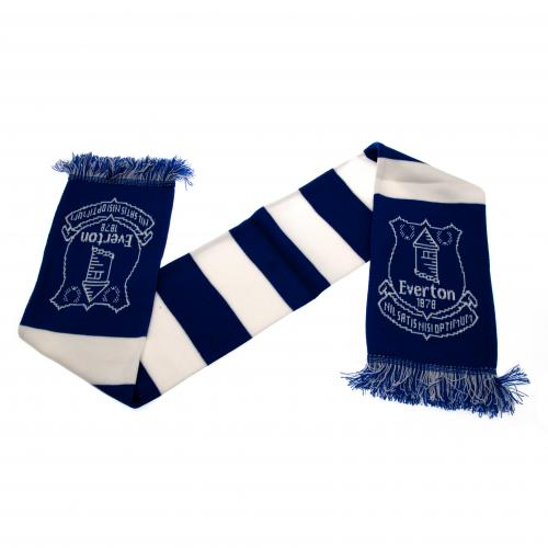 Everton FC Crest Bar Scarf