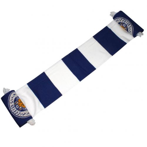Leicester City FC Scarf - Stripe