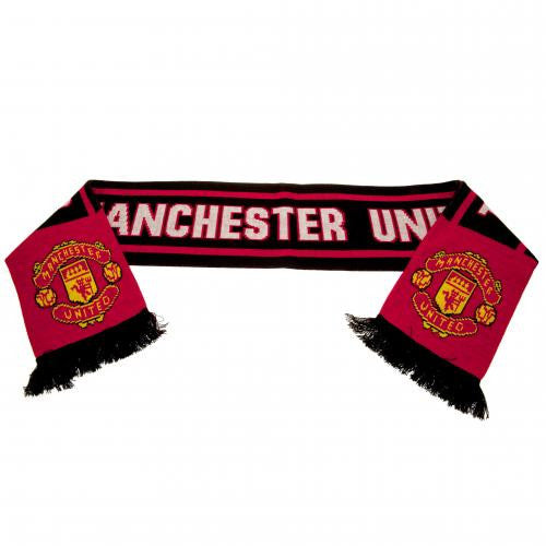 Manchester United FC - Theatre Of Dreams Scarf