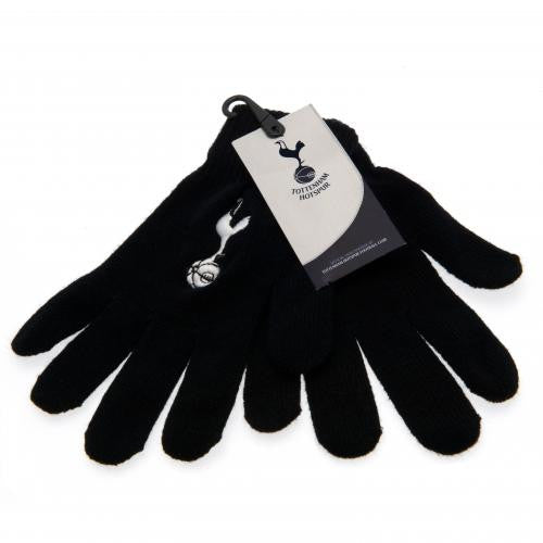 Tottenham Hotspur FC  - Navy Knitted Adult Gloves