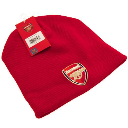 Arsenal FC  - Red Knitted Hat