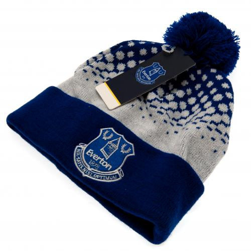 a04dad3753cc6 Everton FC - Blue Knitted Ski Hat - EverythingEnglish