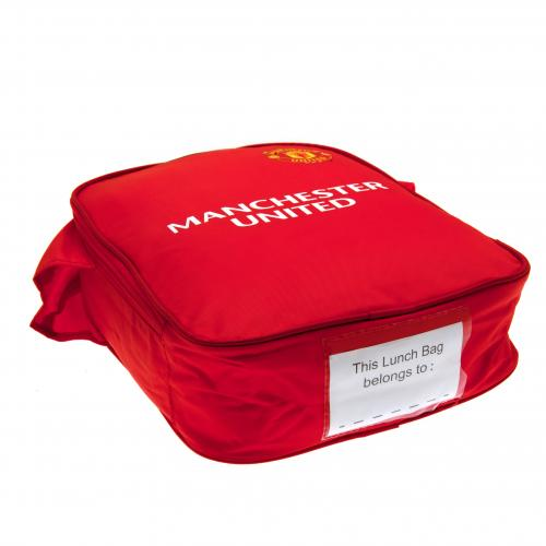 Manchester United FC  - Insulated Kit Lunch Bag
