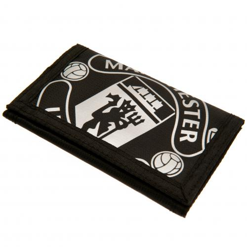 Manchester United FC - Nylon Crest Wallet