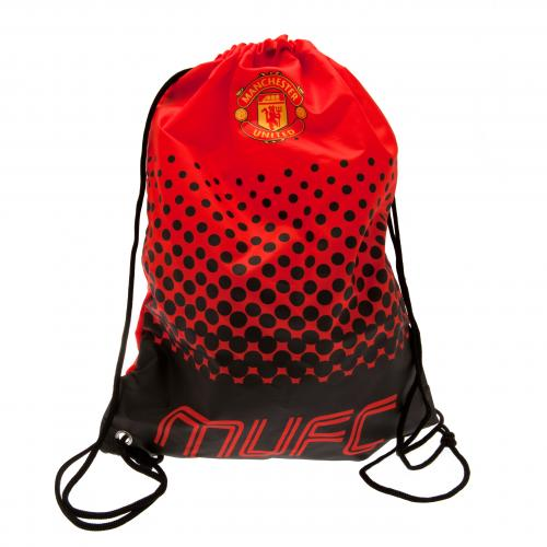 Manchester United FC  Crest Gear Bag