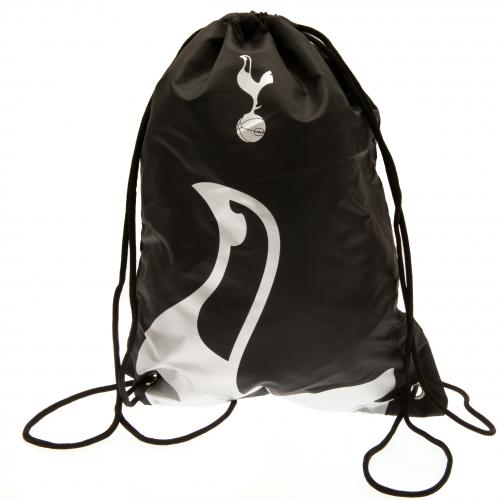 Tottenham Hotspur FC - Black Gear Bag