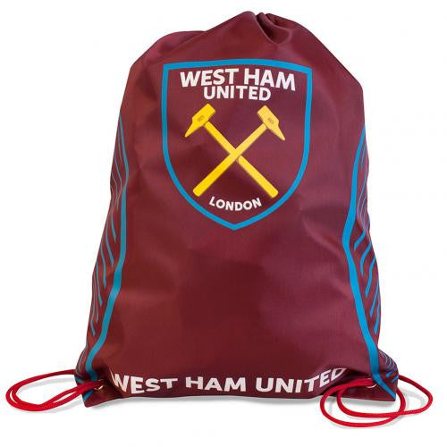 West Ham United FC - Club Crest Gear Bag