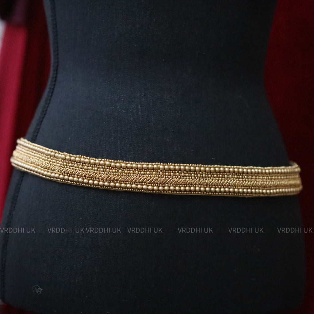 ANTIQUE CLOTH  WAIST BELT
