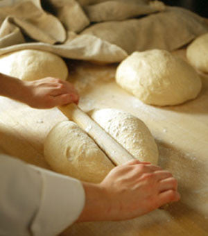 The Basic Steps of Baking Bread and Laminating Dough