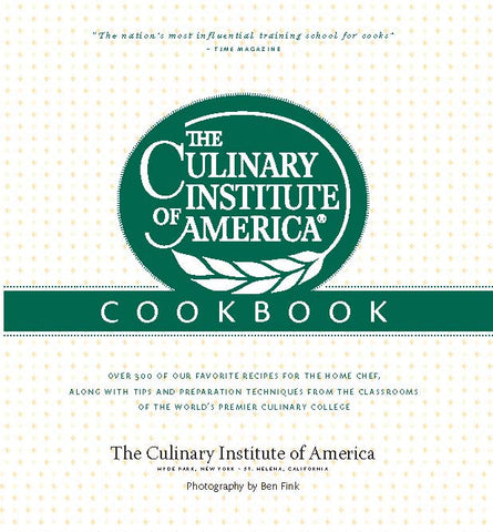 CIA Cookbook