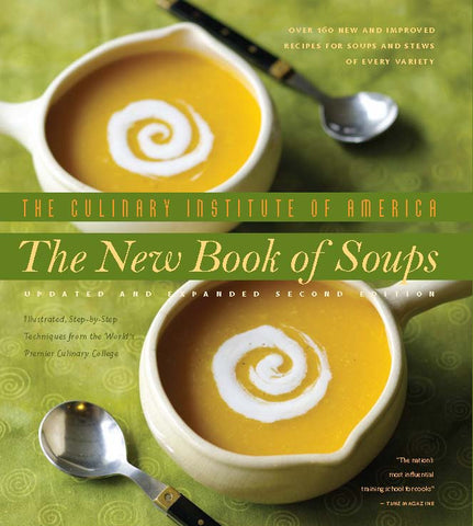 New Books of Soups