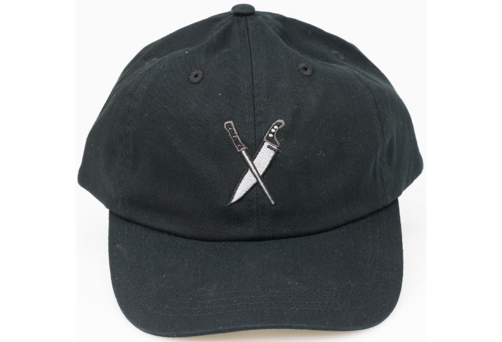 Hat Knife & Steel