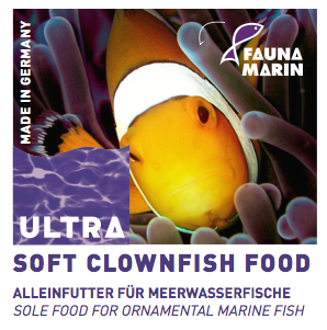 Soft Clownfish Food