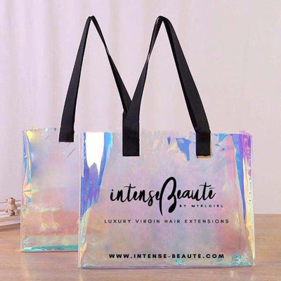 INTENSE BEAUTE SHOPPING BAG