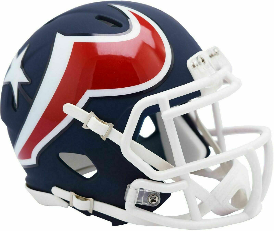 CASCO MINI SPEED AMP TEXANS RIDDELL