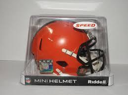 CASCO MINI SPEED BROWNS 015 RIDDELL