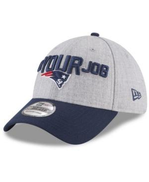 GORRA 3930 DRAFT 18 PATRIOTS