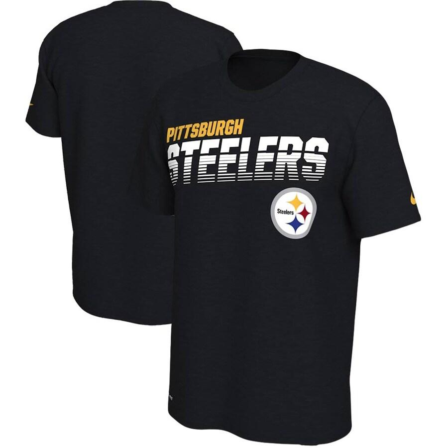 PLAYERA NK 19 SIDELINE STEELERS HOMBRE