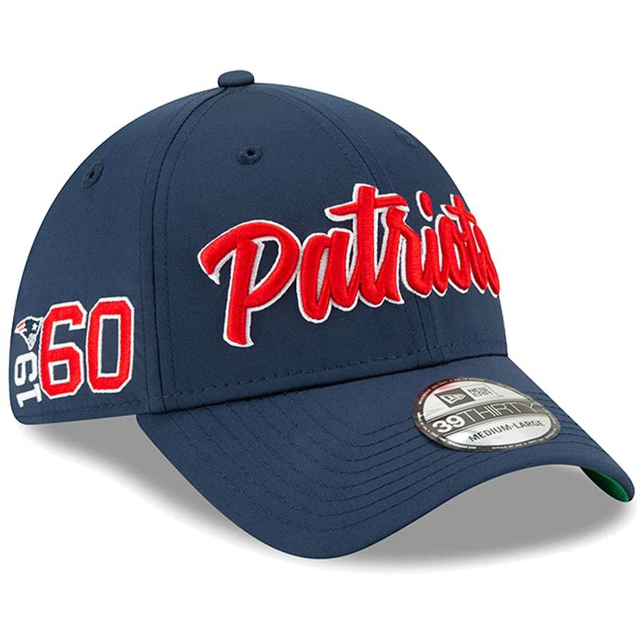 GORRA 3930 HOME 19 PATRIOTS