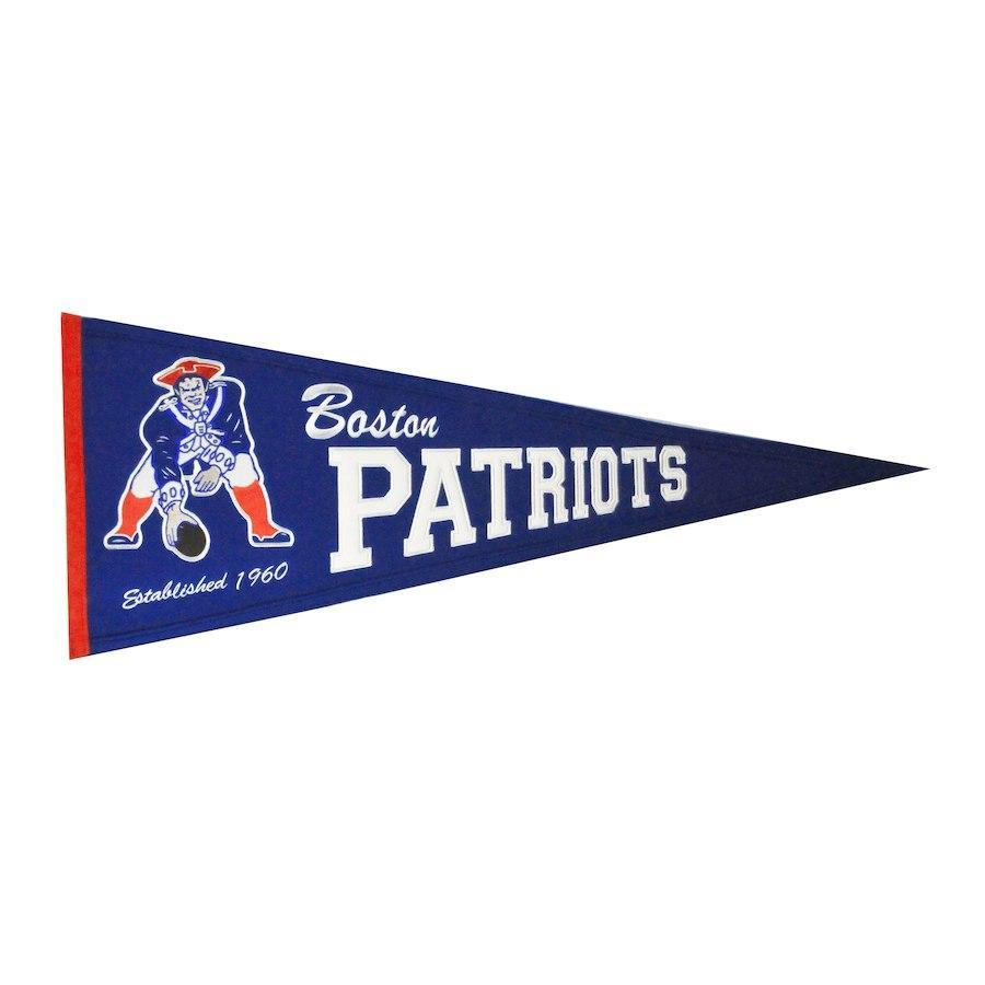 BANDERIN THROWBACK PENNANT PATRIOTS