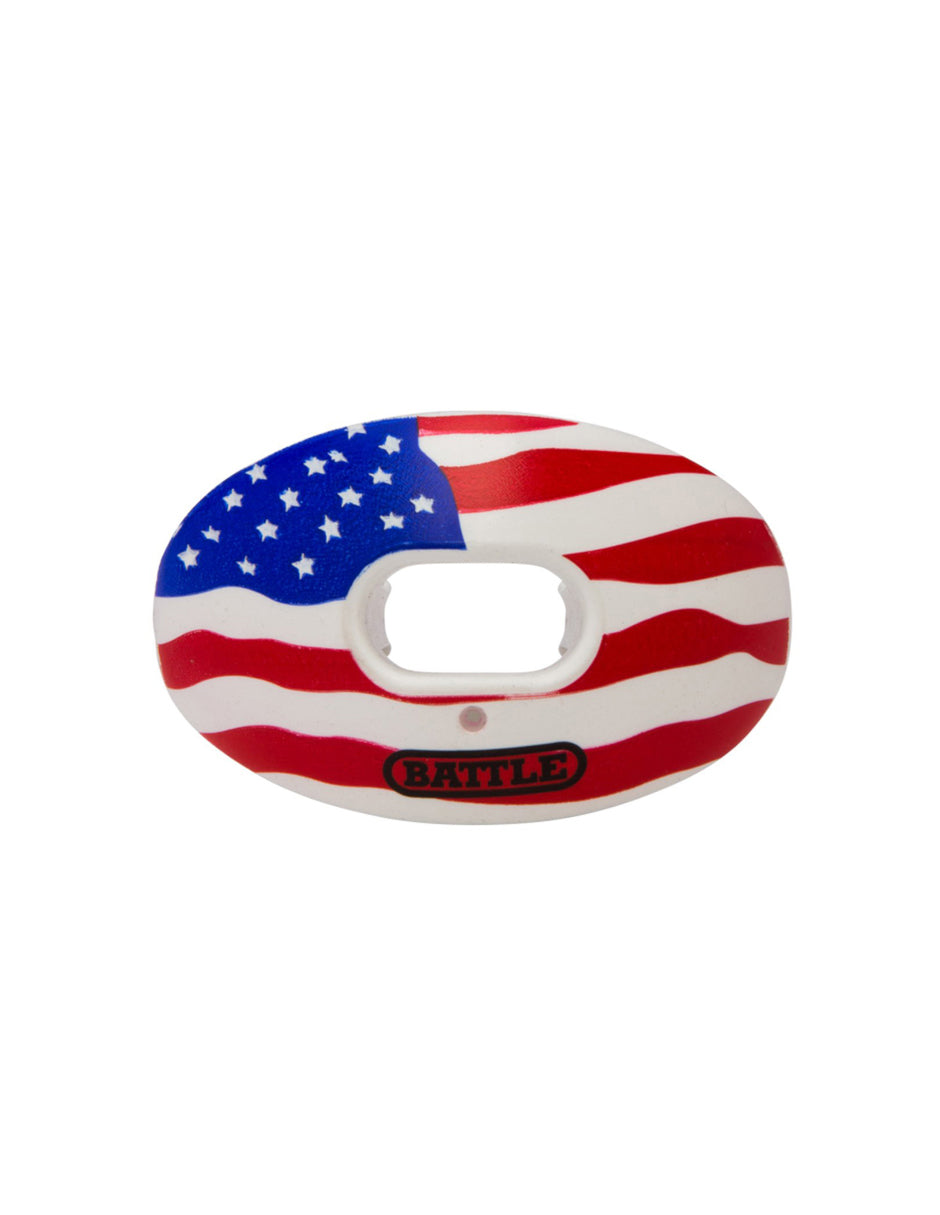 BUCAL BATTLE OXIGEN AMERICAN FLAG