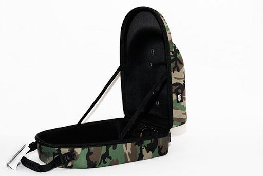 CAP CARRIER 6 PZAS CAMO NEW ERA