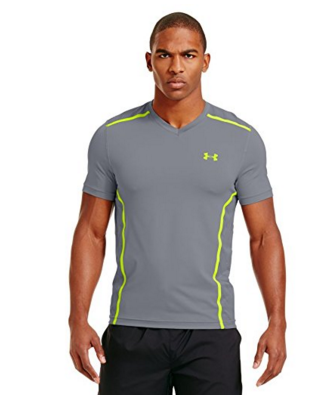 PLAYERA UNDER ARMOUR VENTILADA TORSO UNDER ARMOUR- Nerias Deportes Fútbol Americano