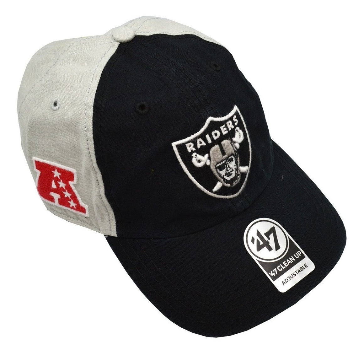GORRA ´47 CLEAN UP FLAGSTAFF RAIDERS
