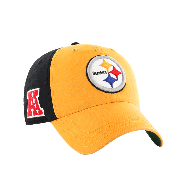 GORRA ´47 CLEAN UP FLAGSTAFF STEELERS